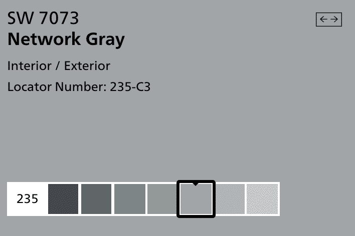 Network Gray